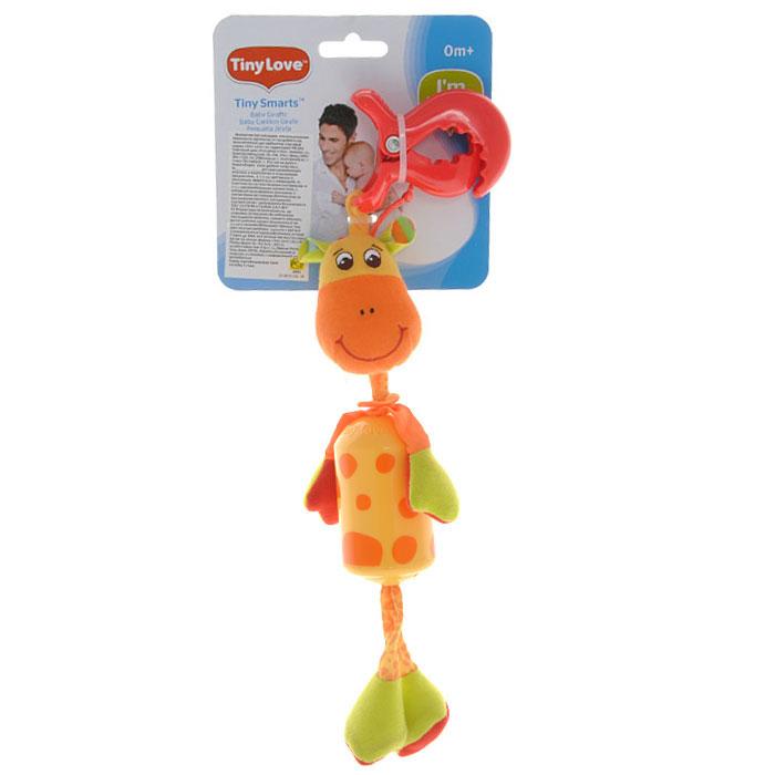 Игрушка-подвеска Tiny Love Жираф Самсон tiny love развивающий игрушка жираф tiny love
