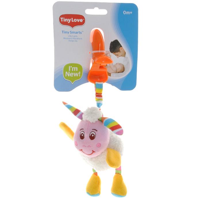 Мягкая игрушка-подвеска Tiny Love Овечка Лили