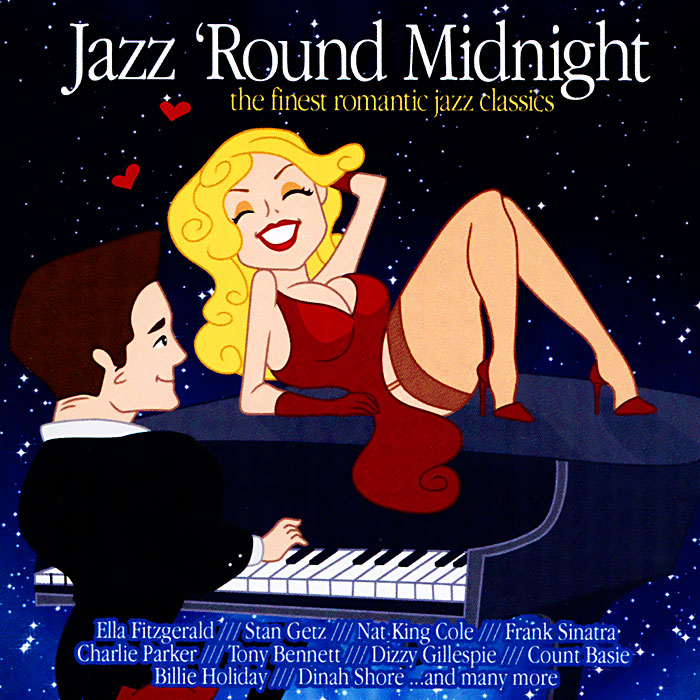 Jazz Round Midnight (2 CD) midnight delight new extended version cd