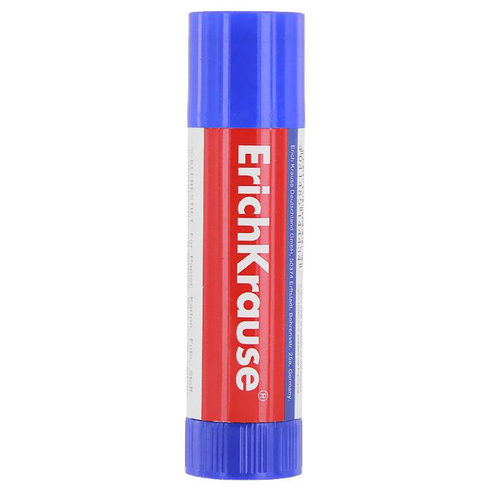 Клей-карандаш Erich Krause, 21 г. 2368 после бритья clubman pinaud кровоостанавливающий карандаш дорожный styptic pencil объем 9 г