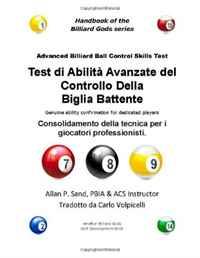 Test di Abilita Avanzate del Controllo Della Biglia Battente: Consolidamento della tecnica per i giocatori professionisti crash test dummies crash test dummies oooh la la