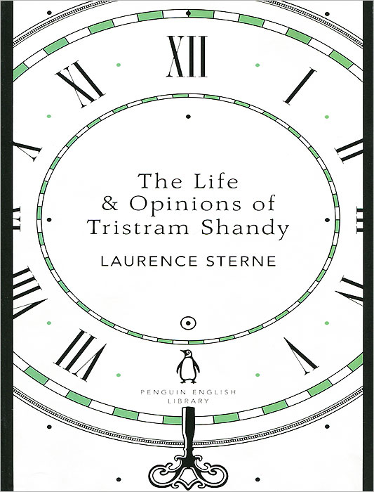 The Life & Opinions of Tristram Shandy spark of life