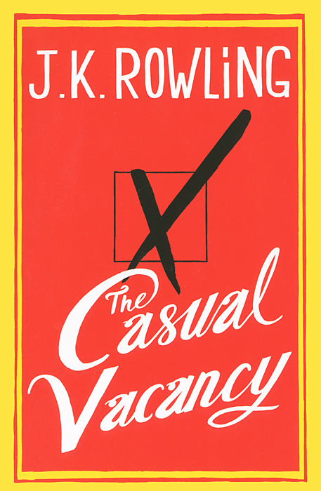 The Casual Vacancy reality is not what it seems