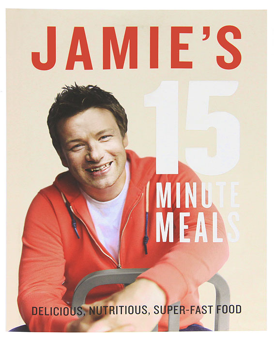 Jamie's 15-Minute Meals jamie oliver the return of the naked chef