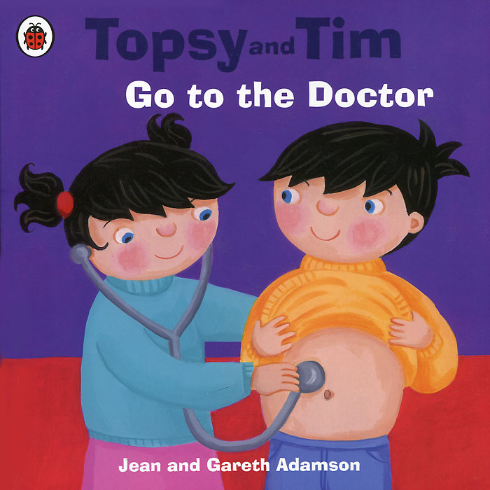 Topsy and Tim: Go to the Doctor свитшот print bar go to valhalla with ragnar