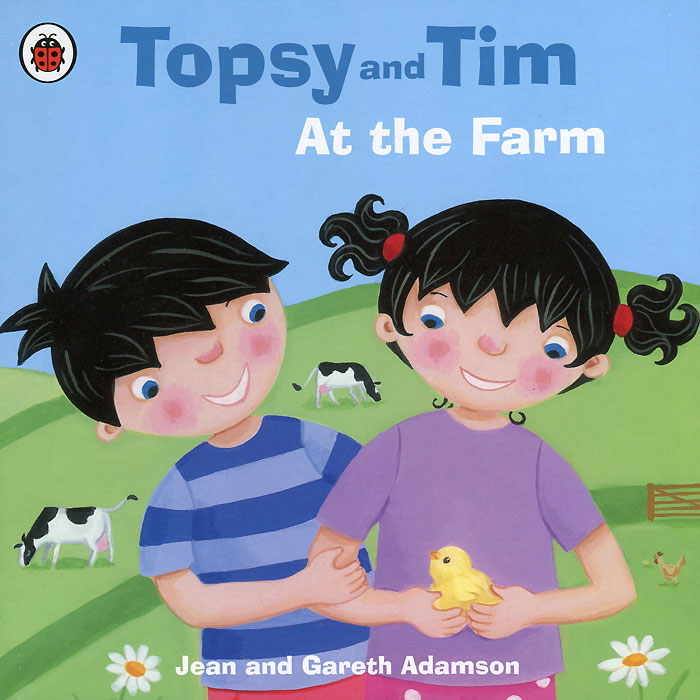 Topsy and Tim: At the Farm topsy and tim go to london activity book level 1