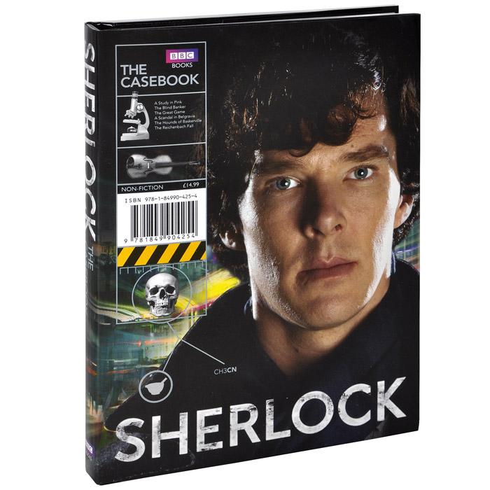Sherlock: The Casebook dayle a c the adventures of sherlock holmes рассказы на английском языке
