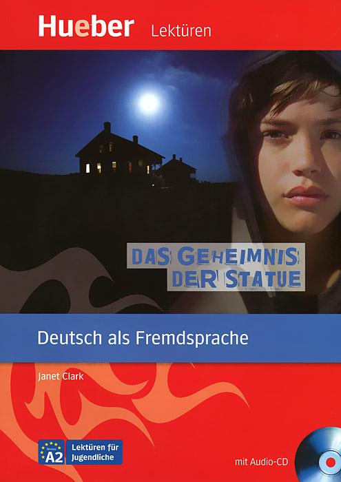 Das Geheimnis Der Statue (+ CD-ROM) сапоги quelle der spur 1013540