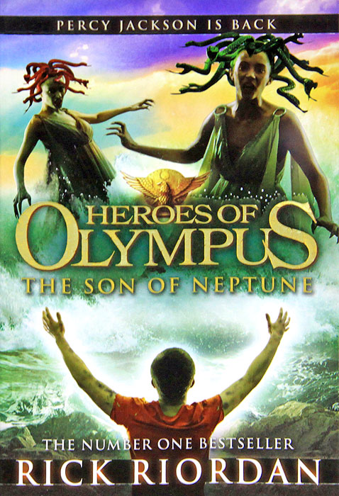 Heroes of Olympus: The Son of Neptune riordan r percy jackson and the sea of monsters