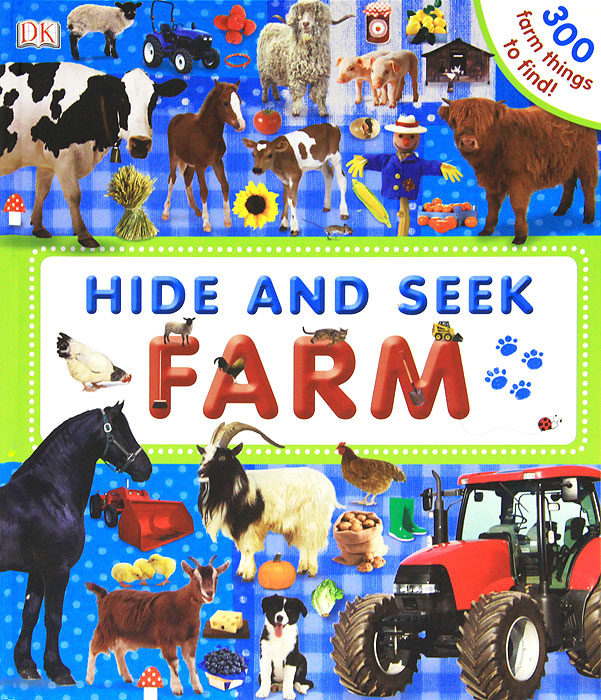 Hide and Seek Farm seeing things as they are