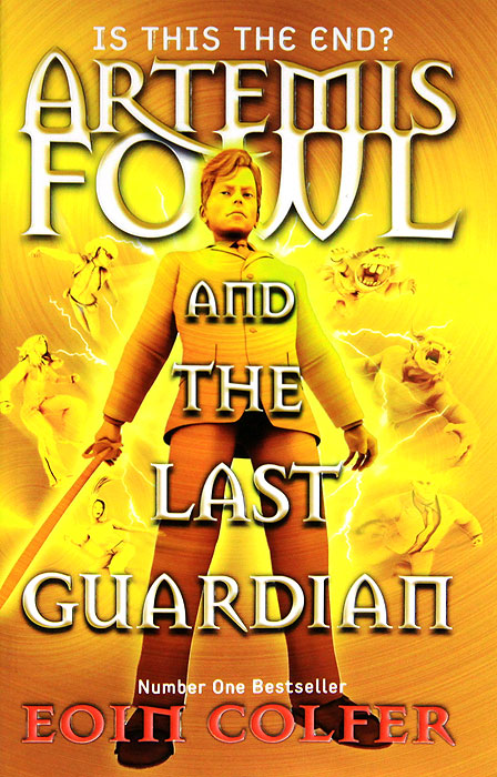 Artemis Fowl and the Last Guardian artemis fowl and the opal deception