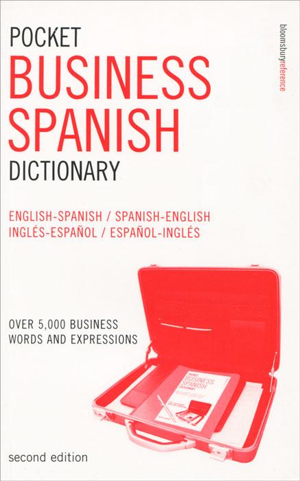 Pocket Spanish Business Dictionary