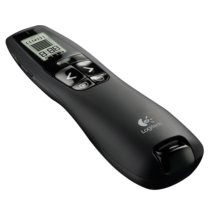 Logitech Professional Presenter R700 пульт для презентации (910-003507)
