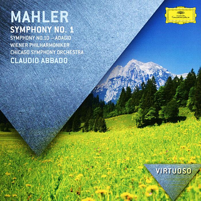 Claudio Abbado. Mahler. Symphony No. 1 клаудио аббадо wiener philharmoniker claudio abbado wiener philharmoniker gustav mahler symphonie no 3
