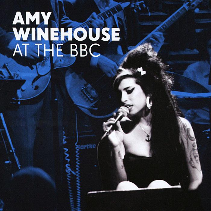Эми Вайнхаус Amy Winehouse. Amy Winehouse At The BBC (CD + DVD) amy winehouse the collection 8 lp