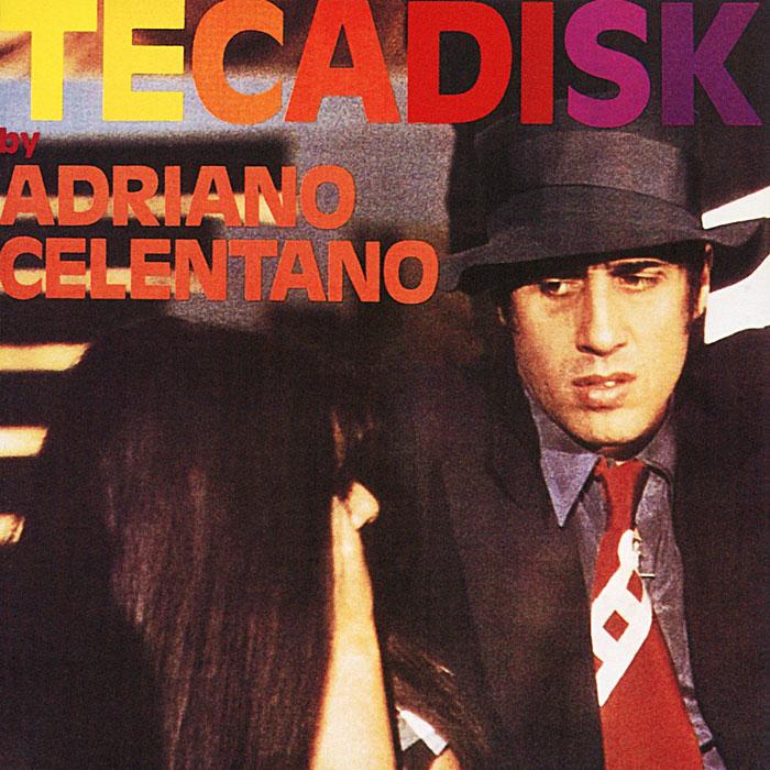 Adriano Celentano. Tecadisk