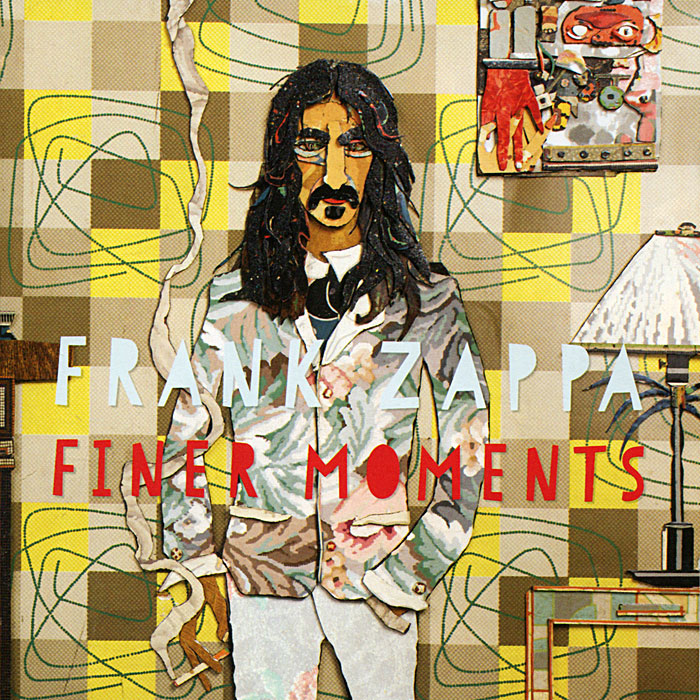 Frank Zappa. Finer Moments (2 CD)