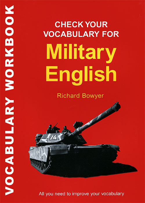 Check Your Vocabulary for Military English english for everyone english vocabulary builder