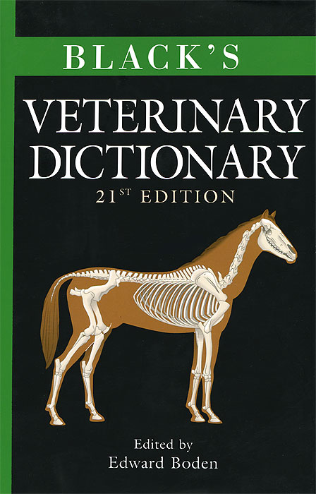 Black's Veterinary Dictionary a dictionary of ornithological terms