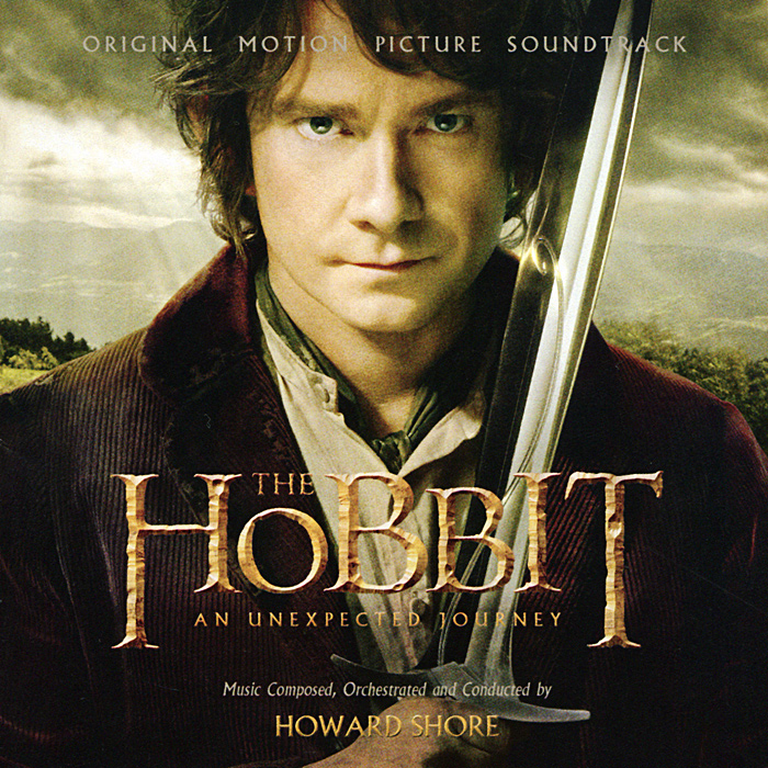 Howard Shore. The Hobbit. An Unexpected Journey. Original Motion Picture Soundtrack (2 CD)