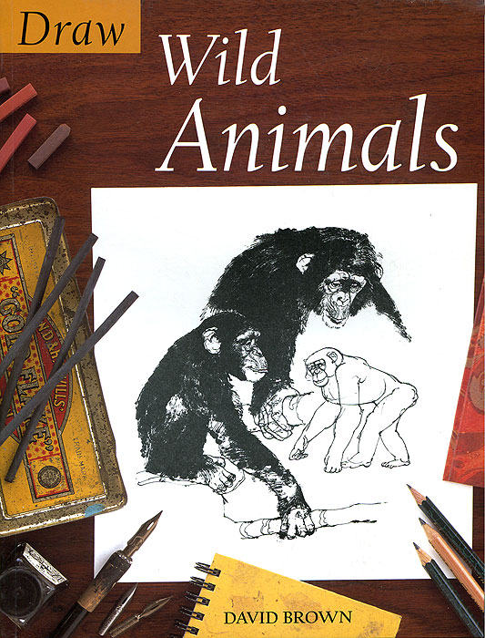 Wild Animals woodwork a step by step photographic guide to successful woodworking