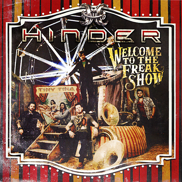 Hinder. Welcome To The Freakshow
