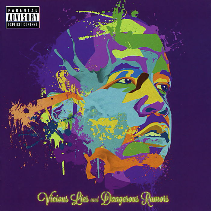 Big Boi.  Vicious Lies And Dangerous Rumors