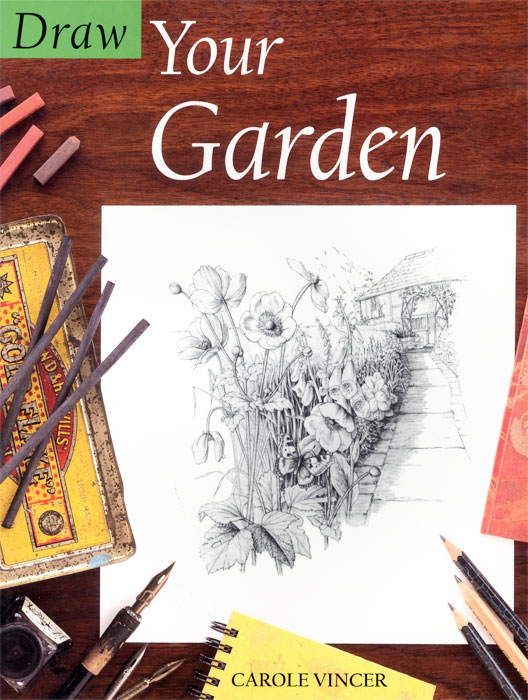 Draw Your Garden how to draw fairies and mermaids