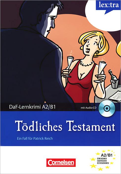 Todliches Testament (+ CD) pony zauberfee wusel ist verschwunden