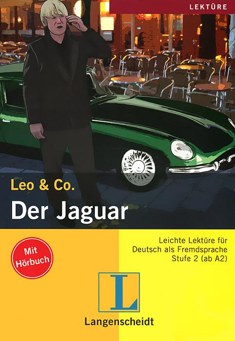 Der Jaguar. Stufe 2 (+ CD) van der graaf generator van der graaf generator live in concert at metropolis studios london 2 cd dvd