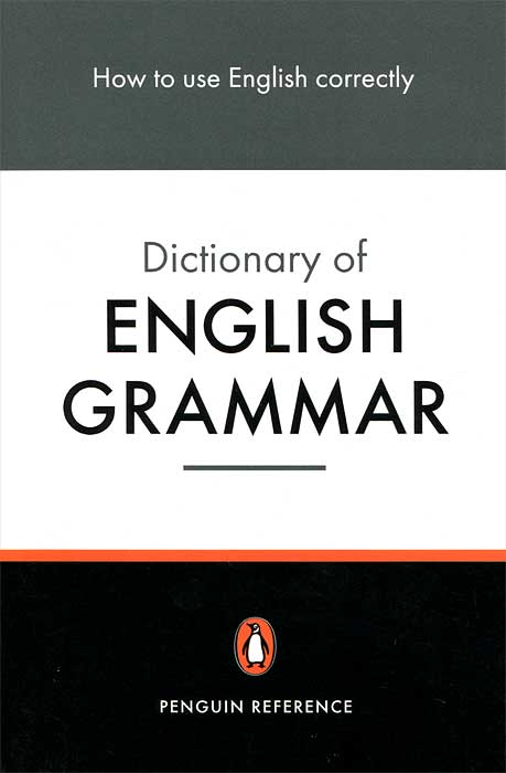 The Penguin Dictionary of English Grammar dictionary of eponyms volume i