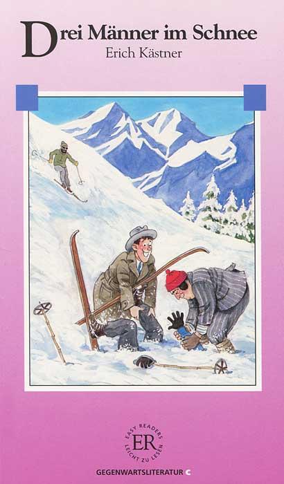 Drei Manner im Schne...