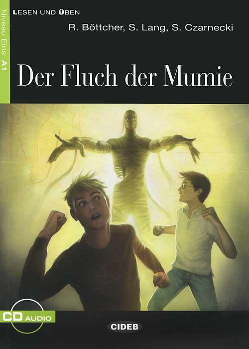 Der Fluch der Mumie (+ CD) fit cd 14e
