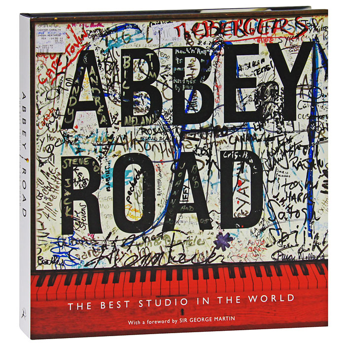 Abbey Road: The Best Studio in the World the abbey road sessions cd