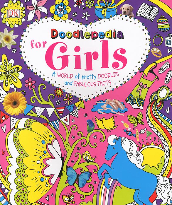 Doodlepedia for Girls doodlepedia