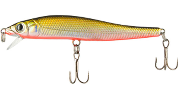 Воблер Trout Pro Long Minnow 80F, 8 см