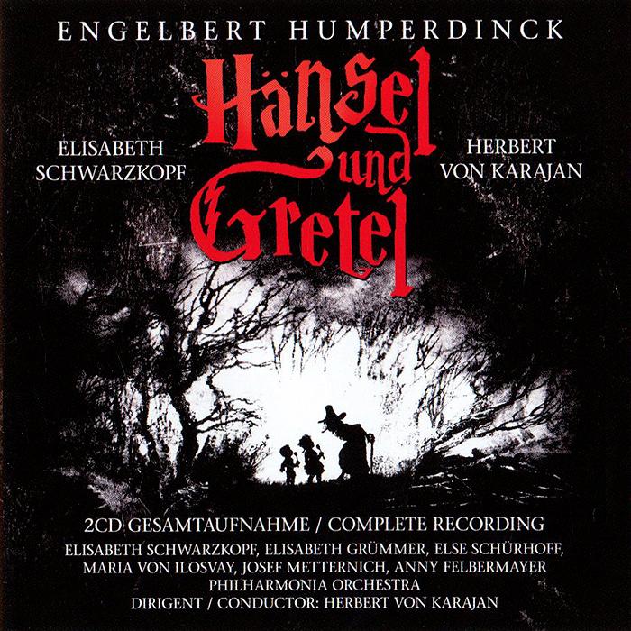 Энгельберт Хампердинк Engelbert Humperdinck.Hansel Und Gretel (2 CD) aqua s d 20 1 2