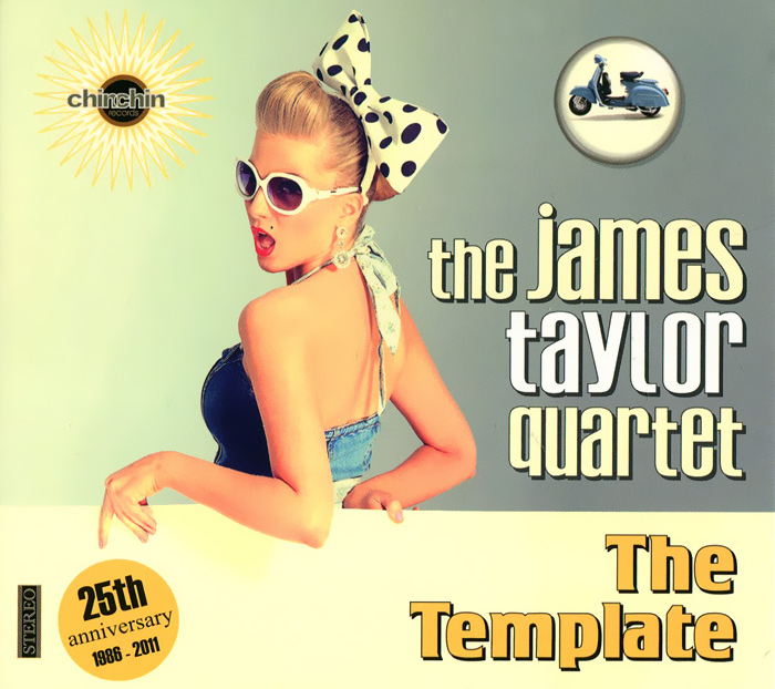The James Taylor Quartet. The Tamplate