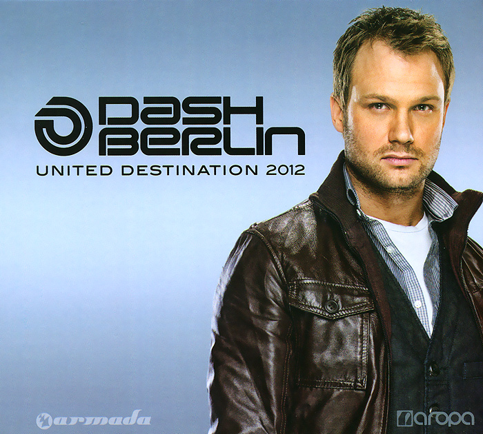 Dash Berlin Dash Berlin. United Destination 2012 (2 CD) dash berlin dash berlin musicislife deluxe edition 2 cd dvd