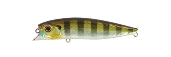Воблер Tsuribito Jerk POP, длина 11 см, вес 14,4 г. 110F/007110F/007Воблер Tsuribito Jerk POP необычная, но очень результативная приманка. При небольших рывках отлично имитирует подраненную рыбку. При остановках приманка выходит на поверхность, а при рывках уходит на полметра. Эти качества позволяют эффективно ловить рыбу в мелководных заливах над зарослями травы. Характеристики:Материал: металл, пластик. Длина: 11 см. Вес: 14,4 г. Цвет тела:007 Рабочая глубина: 0,5 - 0,8 м. Плавучесть - плавающий. Размер упаковки: 16,3 см х 4 см х 2,8 см. Производитель: Япония. Артикул:110F/007.