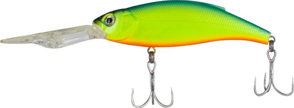 Воблер Tsuribito Deep Shaker 100F, № 059, длина 10 см, вес 31 г. 2890428904Deep Shaker 100F - плавающий воблер для троллинговой ловли. Кроме довольно привлекательной игры воблера, благодаря шарикам внутри, приманка обладает акустическим воздействием на рыбу.Характеристики:Длина: 10 см. Вес: 31 г. Цвет тела: 059. Глубина: 4-5 м. Плавучесть: плавающий. Материал: металл, пластик. Производитель: Китай. Артикул: 28904.Какая приманка для спиннинга лучше. Статья OZON Гид