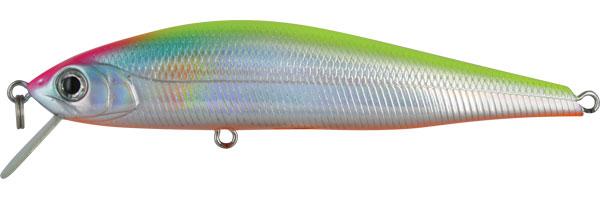 Воблер Tsuribito Hard Minnow, длина 9,5 см, вес 11,2 г. 95F/057 воблер tsuribito super shad длина 6 см вес 6 5 г 60f 058