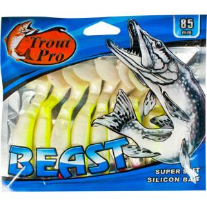Риппер Trout Pro Beast, длина 8,5 см, 10 шт. 35213