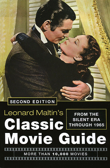 Leonard Maltin's Classic Movie Guide movies of the 2000s bibliotheca universalis