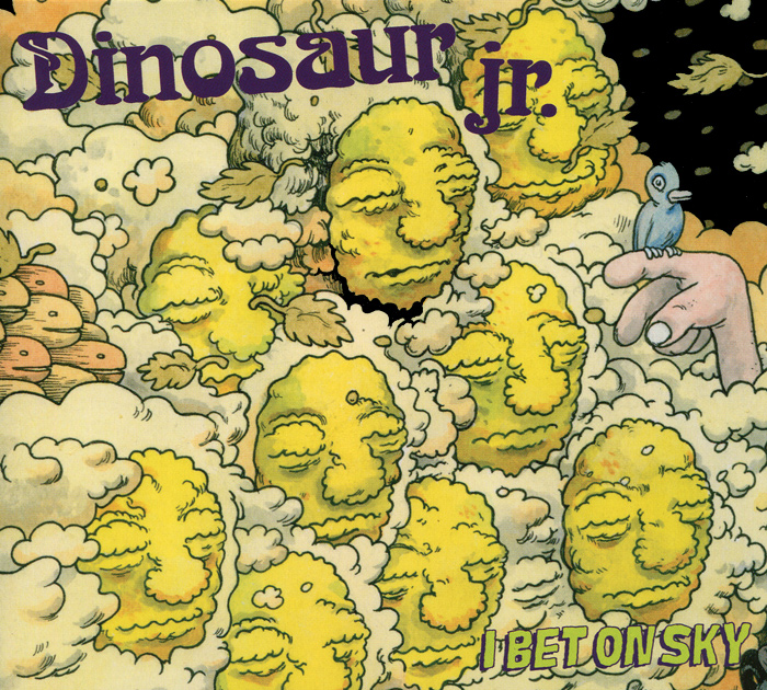 Dinosaur Jr. Dinosaur Jr. I Bet On Sky dinosaur jr dinosaur jr i bet on sky