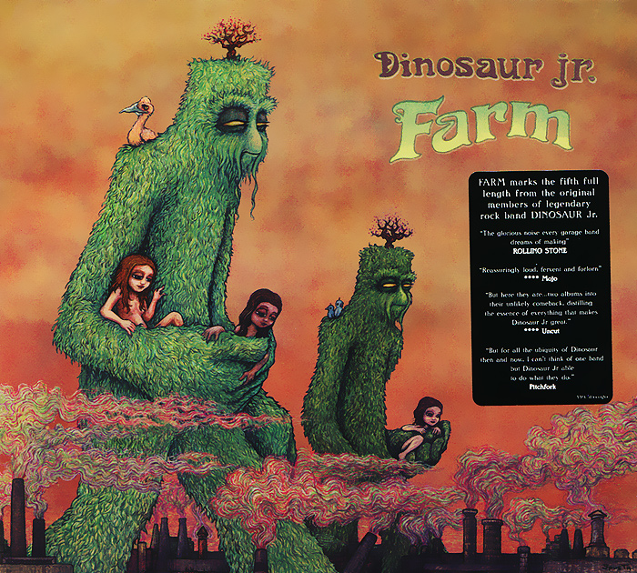 Dinosaur Jr. Dinosaur Jr. Farm dinosaur jr dinosaur jr i bet on sky