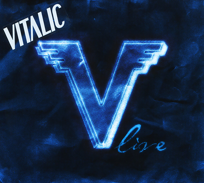 Vitalic. Vitalic Live