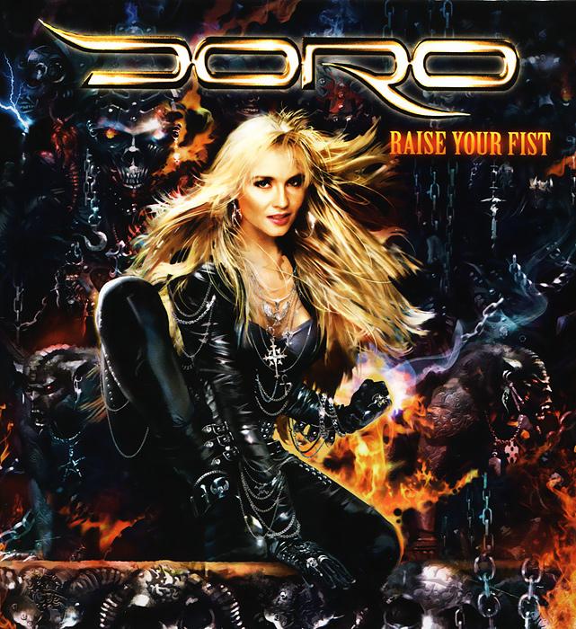 Doro Doro. Raise Your Fist. Limited Edition doro doro a whiter shade of pale