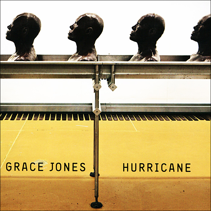 Грейс Джонс Grace Jones. Hurricane measure of grace
