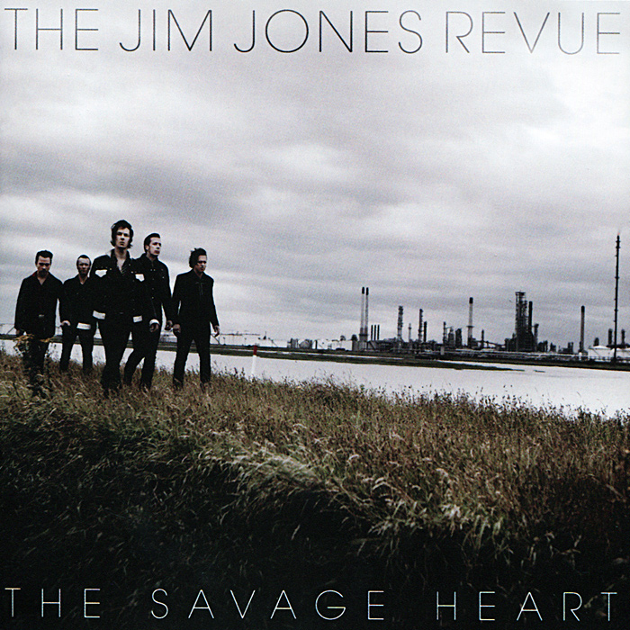 The Jim Jones Revue The Jim Jones Revue. The Savage Heart fender squier jim root telecaster flat white